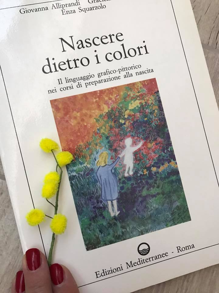 nascere dietro i colori