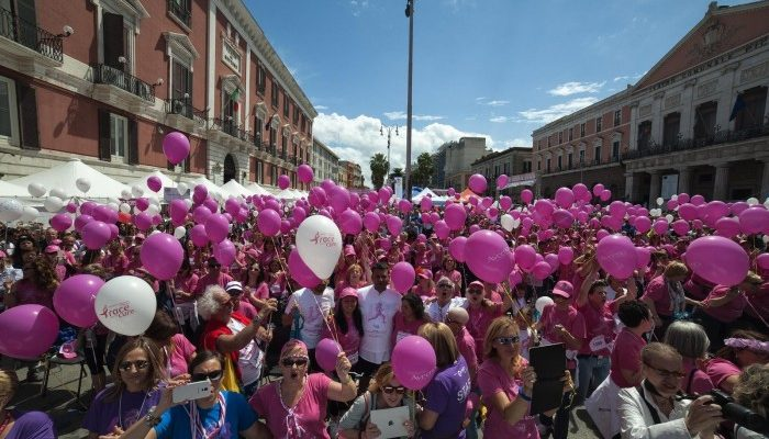 donne in rosa